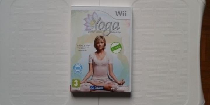 Wii Balance Board avec  jeu