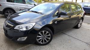 Opel Astra 1.4 ST TURBO Break de 2012 Crochet amovible