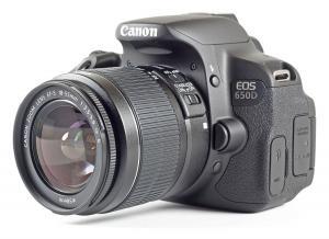 Canon EOS 650D Reflex Numerique