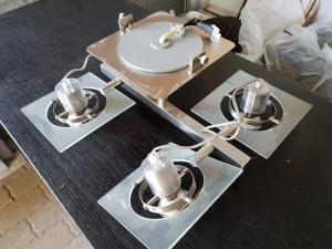 Lampe plafonnier (4 ampoules)