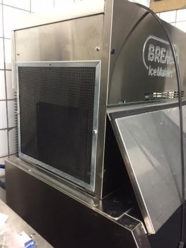 Machine à glace écaille BREMA 250kg/24h