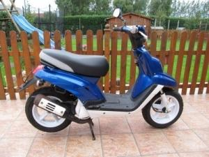 scooter exc 500 factory 2013