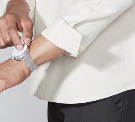 Dot watch - Première montre connectée en braille