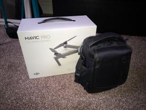 Trousse de drones et accessoires Mavic Pro 4K