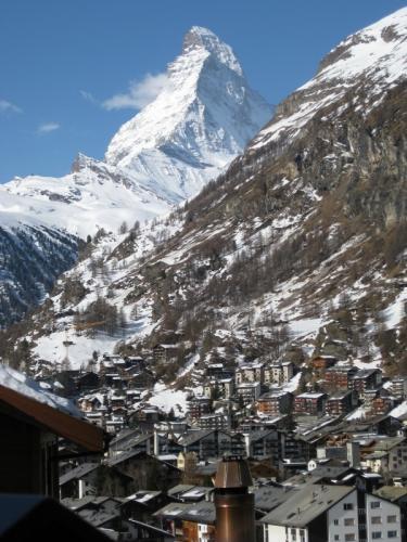 Zermatt charmant studio