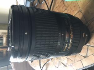 Objectif AF-S NIKKOR 18-300mm 3.5-5.6G ED DX VR