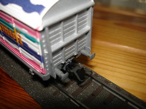 Roco HO 46593 CFF wagon marchandise Hbis Jelmoli