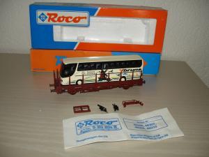 Roco HO 46306 wagon à rancher Ref. 334 7 888-6 avec BUS