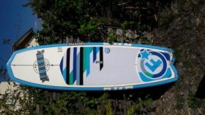 Stand Up Paddle vague Fresh