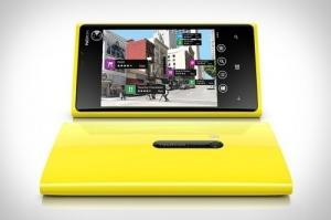Nokia Lumia 920 jaune