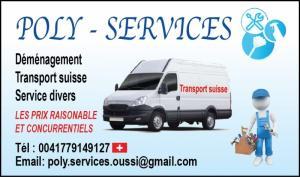 déménagement debarras et transport et travaux divers