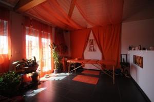 Massage Tantra Jardin Privé