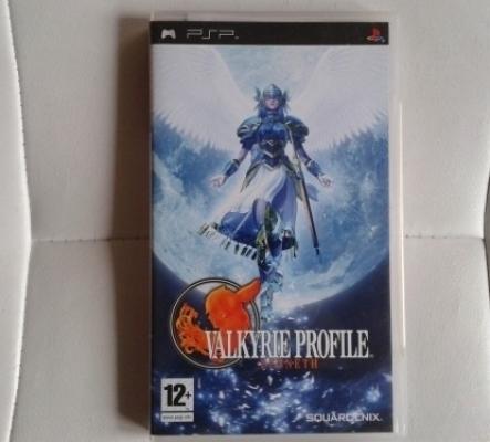Valkyrie Profile Lenneth sur PSP