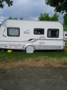 Caravane Wilk vida, super affaire