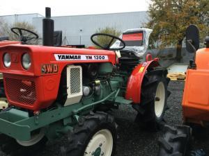 Don micro tracteur Yanmar 1300