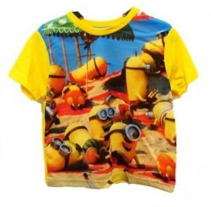 T-shirts pour garçons divers modèles