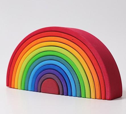 Grimms rainbow - jouet de l'année 2018