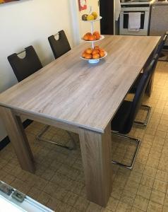 Table en décor