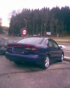 Subaru Legacy 2.5 Limited 4WD, cuir, automatique