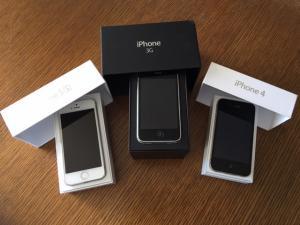 IPhone 3 et 4