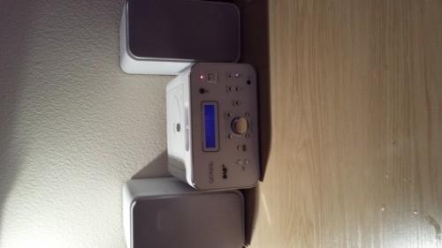 chaine hi-fi + ipod