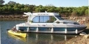 Location bateau Sud de la France sans permis canal du midi