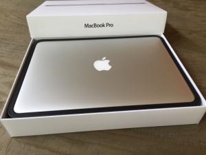 Macbook 15,4 pouces 2015