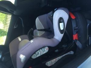 Siège auto pour enfant rotatif (180°)