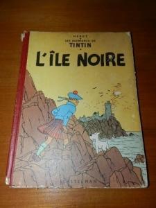 L'ìle Noire - antiquité (1955)