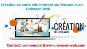 Création de sites internet et développem