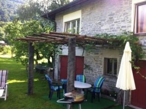 Maison de vacances au Tessin
