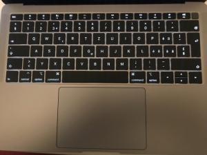 MacBook Air retina 2019