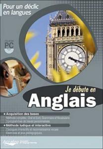 Je débute en Anglais de Auralog