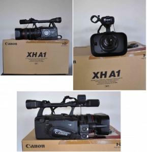 Canon XH-A1, +Leus35FE, + accessoires