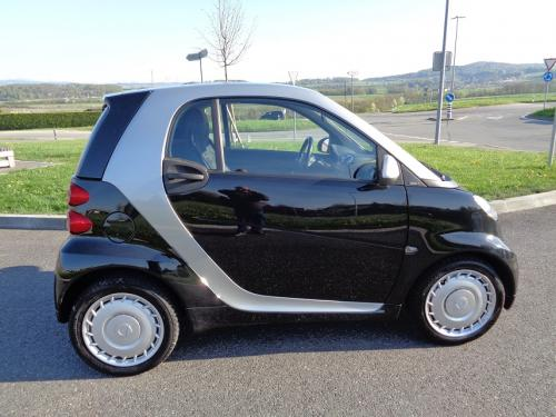 3'900.--  SMART FORTWO  PASSION