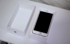 iPhone 6s Plus - gold