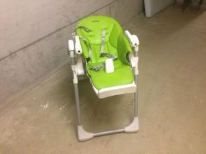 Magnifique chaise de bébé