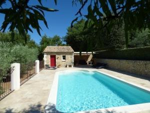 Mas 6 pers avec piscine à Gordes luberon Provence,France