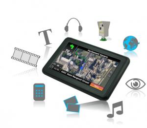 NEUF GPS  multimédia, 48 pays UE+CH