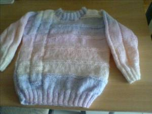 pull fille taille 2 ans ( 92 )