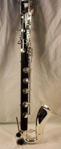 Clarinette bass 1193 buffet crampon desc