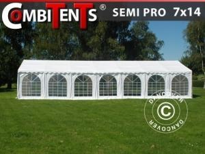 Partyzelt, SEMI PRO Plus CombiTents® 7x14m 5-in-1