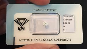 Diamant Certifié