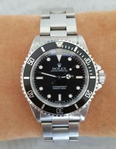 "Rolex ""No-Date"" Submariner 14060"