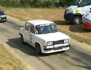 Vends SIMCA 1000 Rallye 3