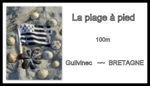 A 100m de la PLAGE * * * P'tits PRIX ~ ~ BRETAGNE
