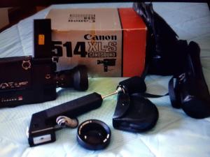 Caméra Canon année 80