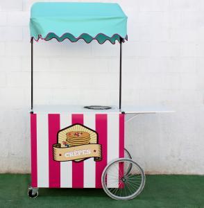 Chariot Hot Dog, Crepes...etc - Super offre