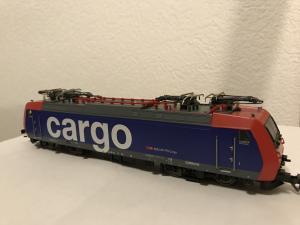 Re 482 Cargo Märklin
