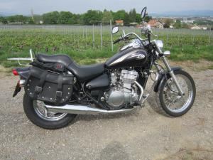 Kawasaki EN 500 Expertisée